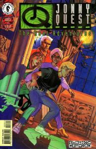 Real Adventures of Jonny Quest, The #3 VF/NM; Dark Horse | save on shipping - de