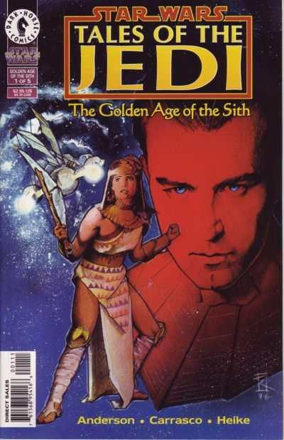 Star Wars: Tales of the Jedi-The Golden Age of the Sith #1, NM- (Stock photo)