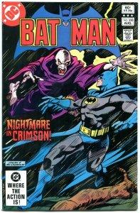 Batman #350 1982-Bronze Age-DC comics-  F/VF