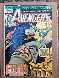 The Avengers #140