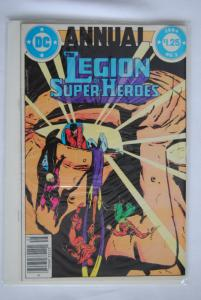 Legion of Super-Heroes Annual 3