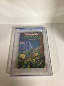 Teenage Mutant Ninja Turtles Trade Paperback #1 Tundra 1991 Nm Near Mint 9.4