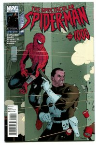 The Spectacular Spider-Man #1000 (2011)