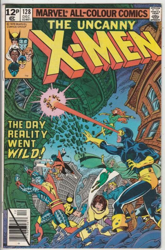 X-Men #128 (Dec-79) FN/VF Mid-High-Grade X-Men