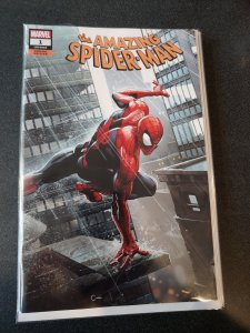 AMAZING SPIDER-MAN #1 CLAYTON CRAIN COMICXPOSURE EXCLUSIVE
