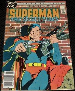 Superman: The Secret Years #2 (1985)