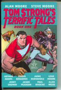 Tom Strong's Terrific Tales-#1-Alan Moore-TPB-Trade