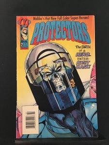 Protectors #2 (1992)