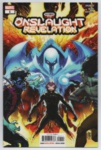X-Men Onslaught Revelation #1 Main Cvr (Marvel, 2021) NM