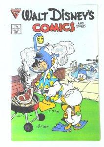 Walt Disney's Comics and Stories #511, NM (Actual scan)