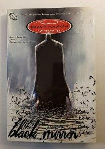 BATMAN THE BLACK MIRROR HARD COVER GRAPHIC NOVEL SCOTT SNYDER