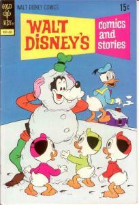 WALT DISNEYS COMICS & STORIES 390 F-VF 1973 COMICS BOOK
