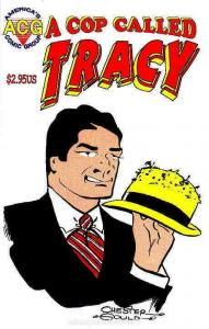 Cop Called Tracy, A #3 VF/NM; Avalon | save on shipping - details inside