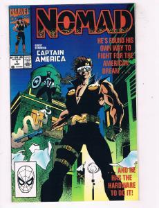 Nomad #1 VF/NM Marvel Comics Modern Age Comic Book Nov 1990 DE45