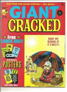 Cracked Annual #11 VG; Globe | low grade comic - save on shipping - details insi