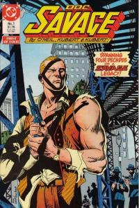 Doc Savage (1987 series) #1, VF+ (Stock photo)