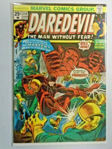 Daredevil #110 1st Series 5.0 (1974)