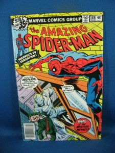 AMAZING SPIDERMAN 189 VF NM JOHN BYRNE MAN WOLF 1969
