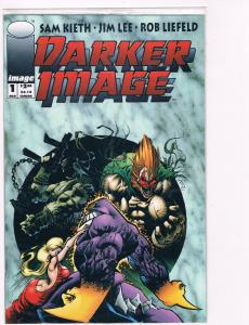 Darker Image # 1 Image Comic Books The MAXX Youngbloods Cyberforce Jim Lee!! S50