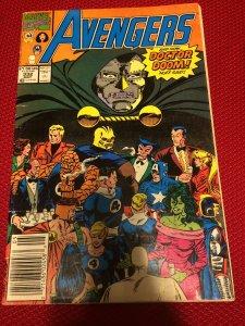 Avengers #332 Marvel (1991) FN Dr. Doom