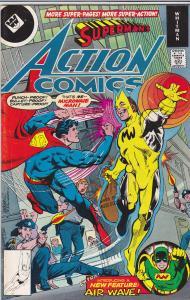 Action Comics #488 Whitman Variant