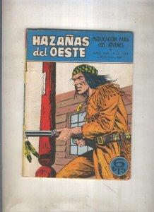 Hazañas del Oeste numero 183: Un gringo en la frontera (Cesar)