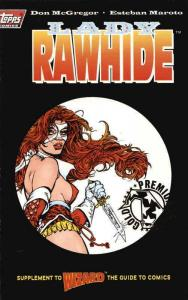 Lady Rawhide Mini Comic #1A FN; Topps | save on shipping - details inside