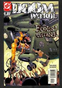 Doom Patrol #2 (2002)