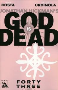 God Is Dead #43 VF/NM; Avatar | save on shipping - details inside