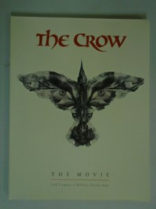The Crow The Movie SC 8.0 VF (1994 1st Printing Kitchen Sink)