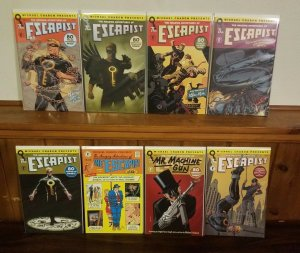Amazing Adventures of the Escapist 1-8 Complete Set Run! ~ NEAR MINT NM ~ 2004