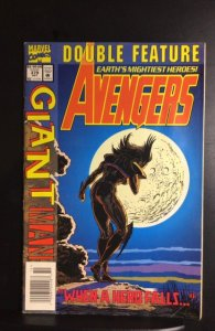 Marvel Double Feature...The Avengers/Giant-Man #379 (1994)