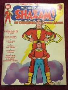 Limited Collectors' Edition Shazam #C-21 1973 Treasury comic book