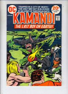 Kamandi the Last Boy on Earth #10 (Oct-73) VF/NM High-Grade Kamandi