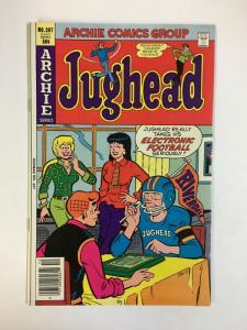 JUGHEAD (1949-1987)307 VF-NM Dec 1980 COMICS BOOK