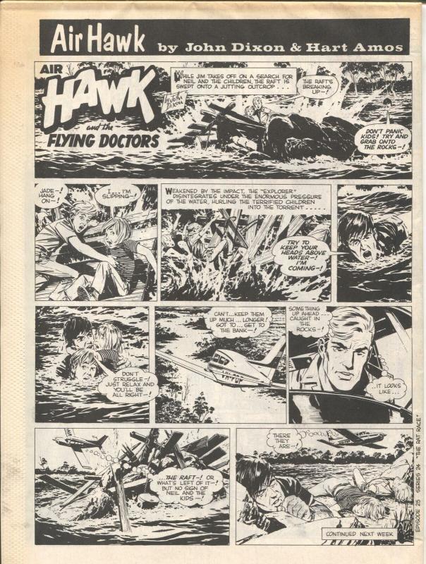 Menomonee Falls Gazette #30 1972-Al Williamson-Russ Manning-Tarzan-VG