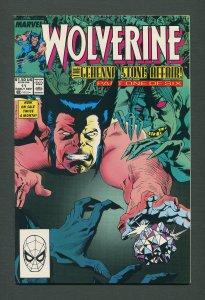 Wolverine #11  / 9.0 VFN/NM (1988 1st Series)