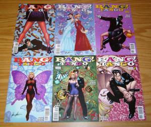 Bang! Tango #1-6 VF/NM complete series JOE KELLY vertigo comics HOWARD CHAYKIN