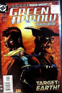 Green Arrow (DE) #25 (2003)