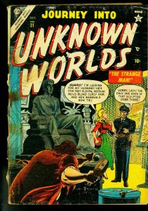 Journey into Unknown Worlds #31 1954- Atlas Horror- READING COPY