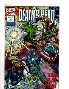 Death's Head II (UK) #4 (1992) YY3
