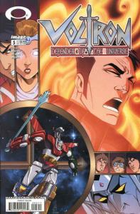 Voltron: Defender of the Universe (Vol. 1) #5 VF/NM; Image | save on shipping -