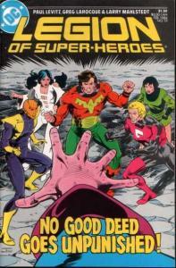 Legion of Super-Heroes (1984 series) #19, NM (Stock photo)