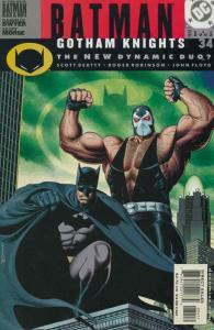Batman: Gotham Knights #34 FN; DC   save on shipping - details inside