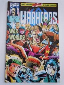 Warheads (UK) #4 (1992)