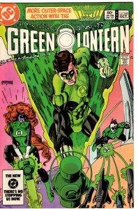 Green Lantern #169 (1960 v2) Gil Kane Guardians of the Universe NM