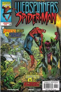 Webspinners: Tales of Spider-Man #6 VF/NM; Marvel   save on shipping - details i