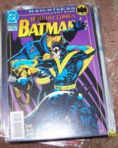 DETECTIVE COMICS  # 677 BATMAN 1994 knighs end DC AZRAEL NIGHTWING