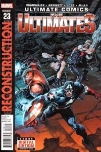 Ultimates (2011 series) #23, NM- (Stock photo)