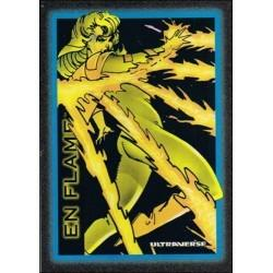 1993 Skybox Ultraverse: Series 1 EN FLAME #5